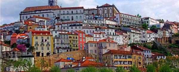 Mi vida cambia en un viaje a Coimbra