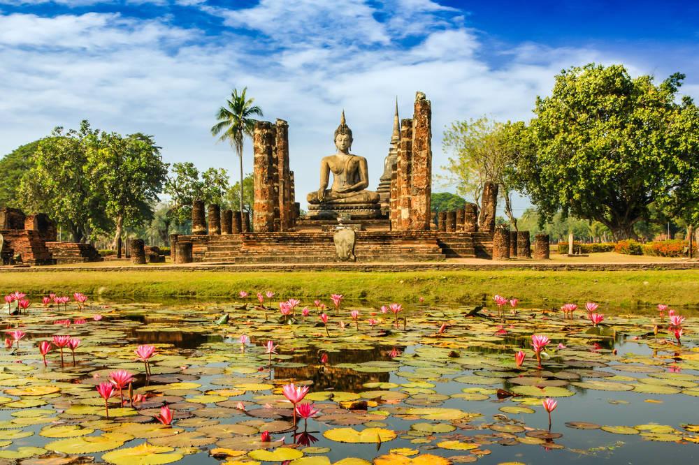 Primer sueño cumplido: Tailandia