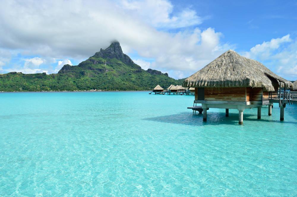 Bora Bora, un auténtico paraíso en la tierra