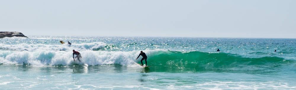 Surfeando en Patín