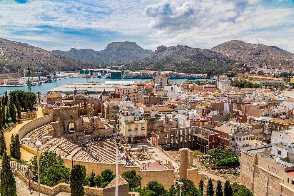 Cartagena y la Manga del Mar Menor, atractivo para turistas de todo el mundo